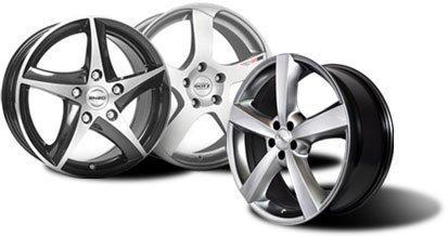 alloy wheel tyre deals uk